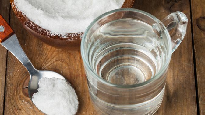 Air garam (Alexeysun/Shutterstock)