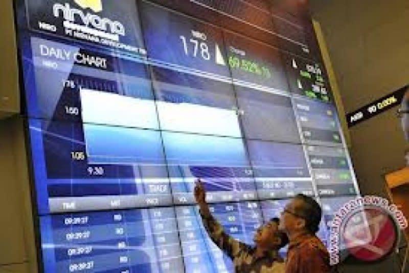 Indeks KOSPI terangkat 2,87 persen, saham Korea berakhir lebih tinggi