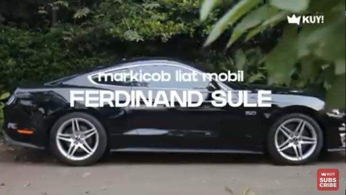 Sule menawarkan mobil mewahnya kepada Raffi Ahmad