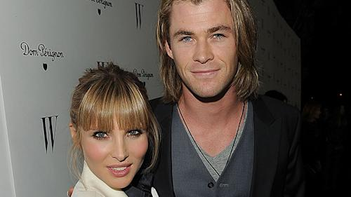 Chris Hemsworth's Wife Elsa Pataky Pregnant