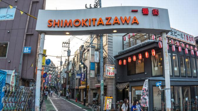 Shimokitazawa, Tempat Belanja Murah di Tokyo Jepang yang Wajib Dikunjungi