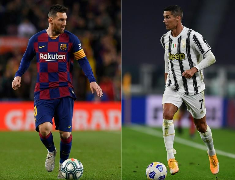 Messi v Ronaldo in Champions League group stage, Man Utd to face PSG