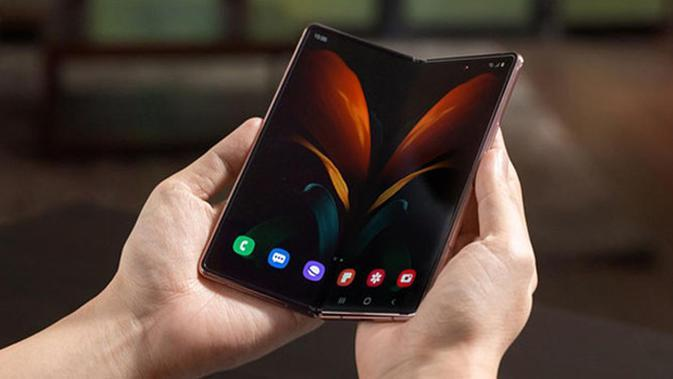 Samsung Galaxy Z Fold2, Smartphone Kelas Sultan Pendukung Milenial yang Produktif