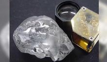 非洲小國挖出442克拉鑽石預估價達5.3億 將運往比利時販售