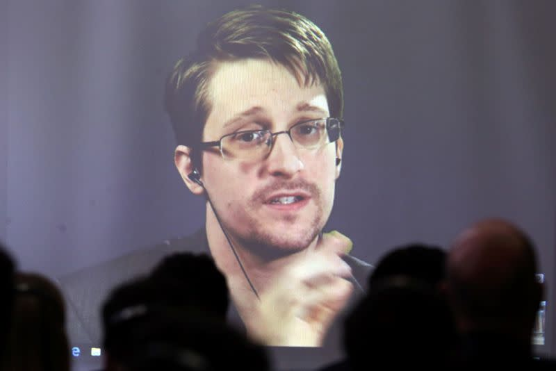 Whistleblower Edward Snowden's book earnings should go to U.S. government, court rules