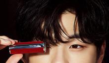 韓國藝人姜丹尼爾最新代言宣傳照曝光
