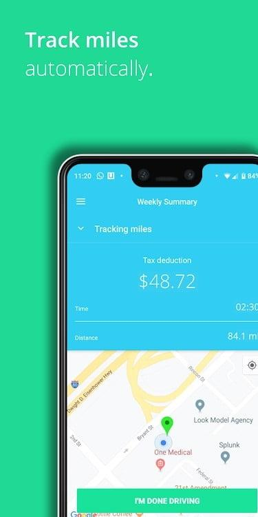 best mileage apps for small businesses stride 3