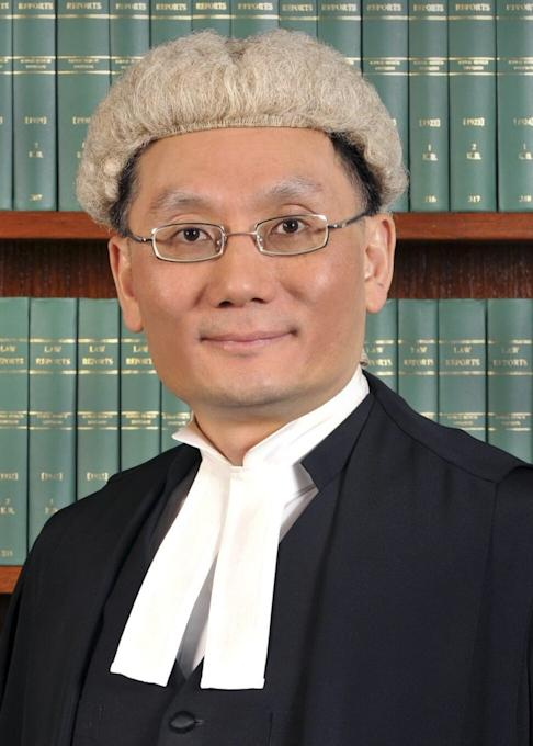 Justice Andrew Cheung will become Hong Kong' s next chief justice on January 11 next year. Photo: Handout