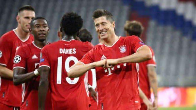 Final Liga Champions PSG Vs Bayern Munich Berpotensi Banjir Gol