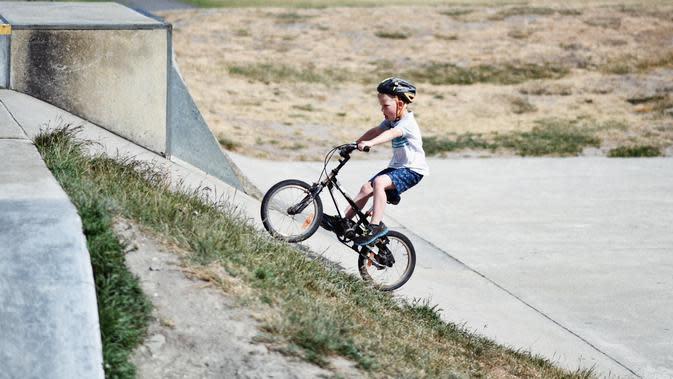 Sepeda anak/dok. Unsplash Liz99
