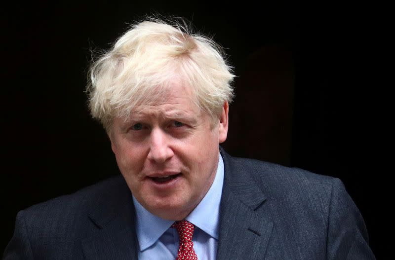 UK PM Johnson to look beyond COVID crisis in next legislative agenda