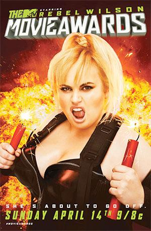 2013 MTV Movie Awards Sneak Peek: Rebel Wilson Is 'Magic'