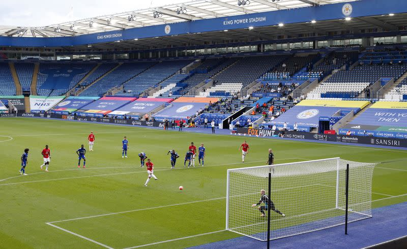 Premier League to defer 'test events' after government restrictions