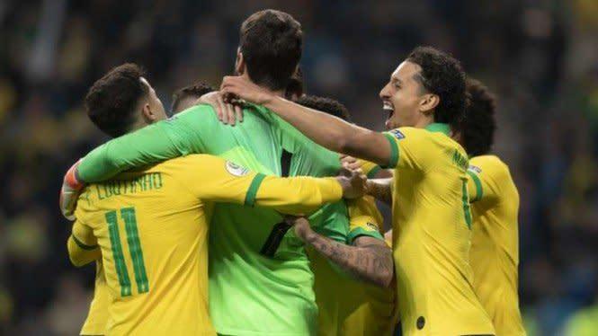 Timnas Brasil Tidak Butuh Guardiola