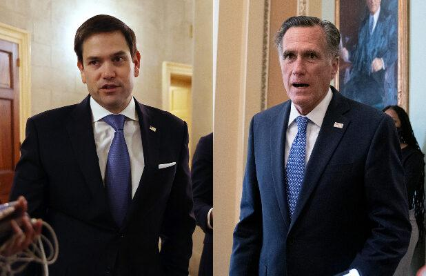 Romney, Rubio Reject Trump's Refusal to Commit to Peaceful Power Transfer