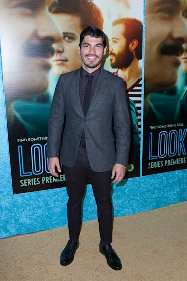 "Premiere Of The HBO Comedy Series' ""Looking"" - Arrivals"