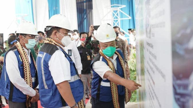 Perkuat Pasokan Listrik Lampung, PLN Resmikan 5 Gardu Induk
