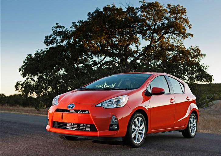 First drive: 2012 Toyota Prius C