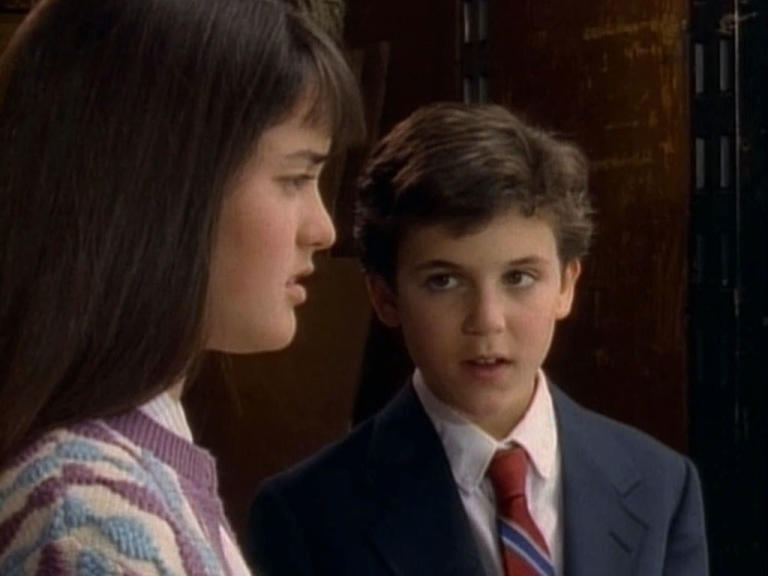 The Winnie and Kevin falling-out storyline occurred because Danica McKeller had a growth spurt and was taller than Fred Savage.