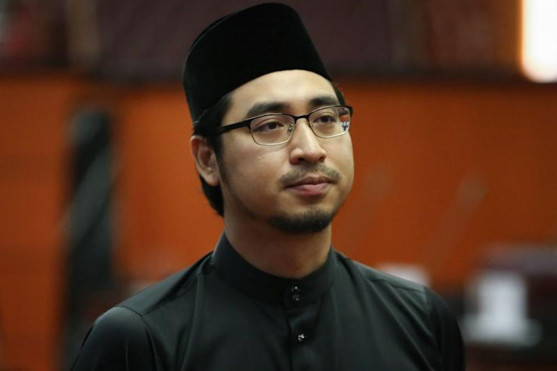 Wan Ahmad Fayhsal Wan Ahmad said Umno has failed to understand Bersatu's strength in Sabah. — Picture by Yusof Mat Isa