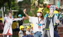 全球3城寶可夢快閃共抓358萬隻 台南獲獨家獎勵