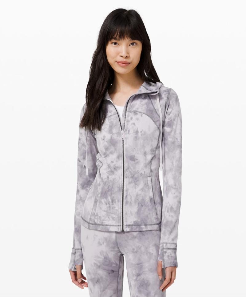 Hooded Define Jacket. Image via Lululemon.