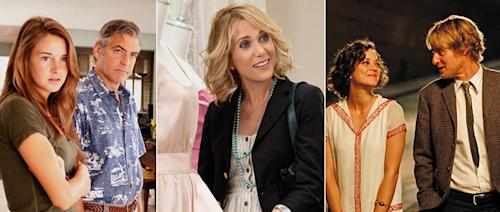 'Bridesmaids,' 'The Descendants' and 'Midnight in Paris' get Writers Guild of America love; 'The Artist' ignored.