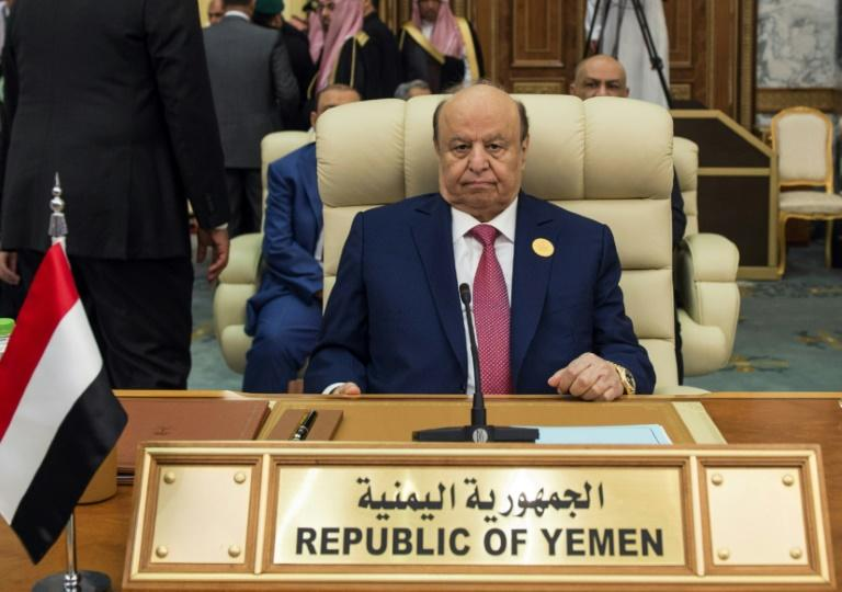 Yemeni President Abedrabbo Mansour Hadi fled Aden years ago and is based in Saudi Arabia