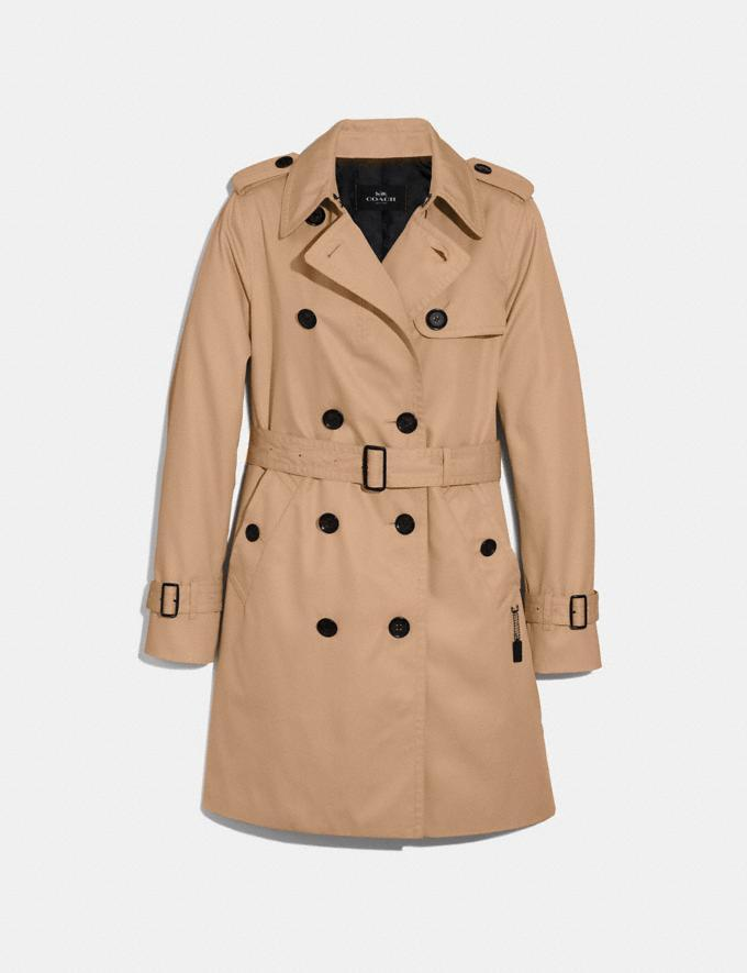 Trench. Image via Coach Outlet.
