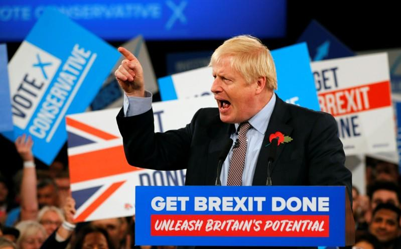 Conservative Party launches the general election campaign in Birmingham