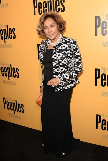 "Lionsgate Film And Tyler Perry Presents The Premiere Of ""Peeples"" - Arrivals"
