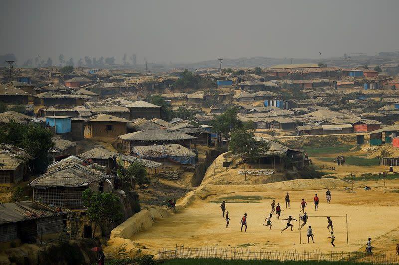 HRW nyatakan anak-anak pengungsi Rohingya tidak diizinkan bersekolah