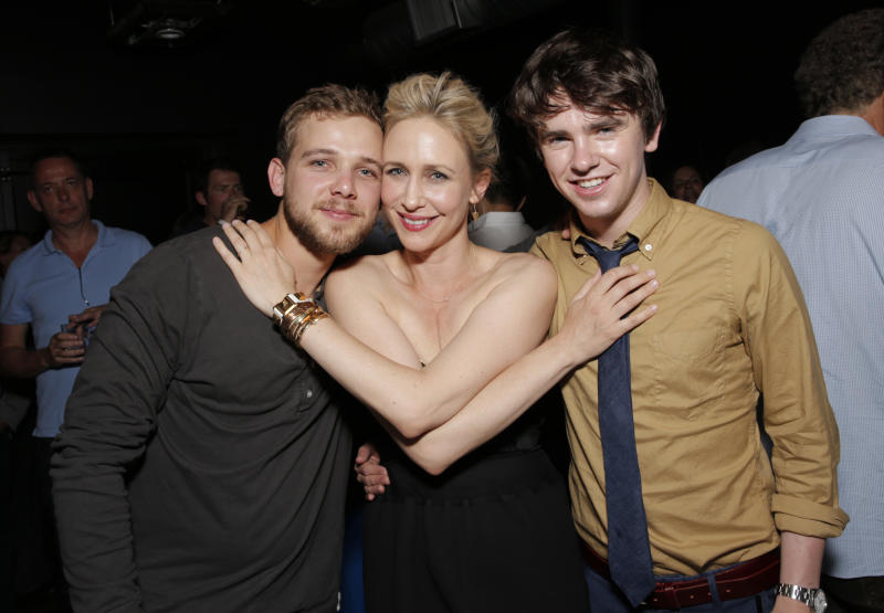 Vera Farmiga: The 'Bates Motel' Cast Has Formed a Family Offscreen, Too