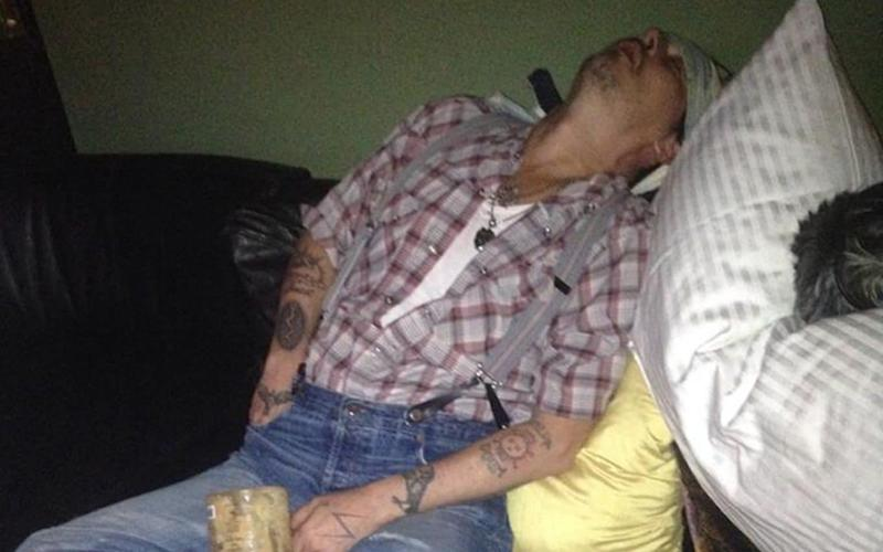 Johnny Depp - PA