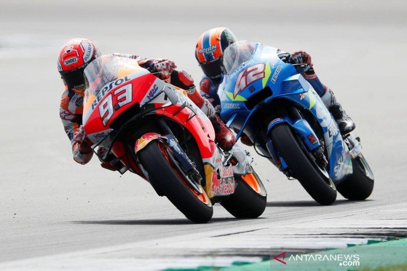Marquez tak senang kecolongan di Silverstone