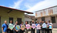 饒慶鈴訪視大溪國小教師宿舍興建 期打造安心安全教學環境
