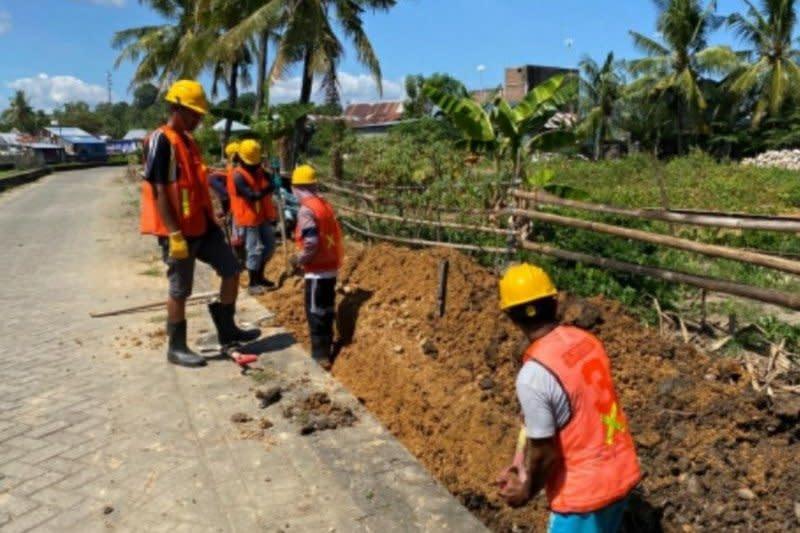 PUPR: Padat karya tingkatkan kualitas permukiman tiga kabupaten Sulsel