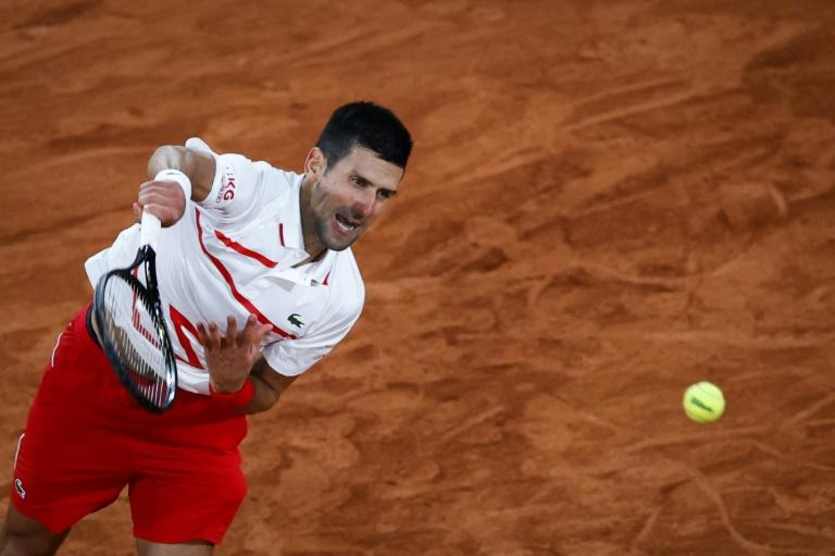 French Open at a glance - Day 3