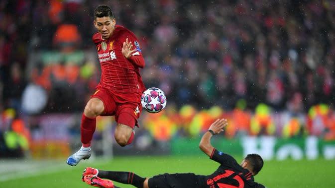 Dipecundangi Atletico Madrid: Duh, Seandainya Liverpool Punya Cristiano Ronaldo