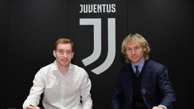 Dejan Kulusevski resmi dikontrak Juventus (Dok Juventus)