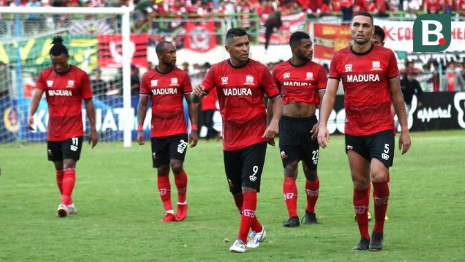 RD Menyayangkan Penampilan Madura United Saat Kalah dari Persebaya