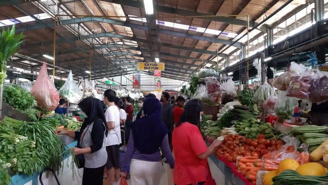 Selama PSBB, 3 Pasar Modern Ini Terapkan Belanja dari Rumah