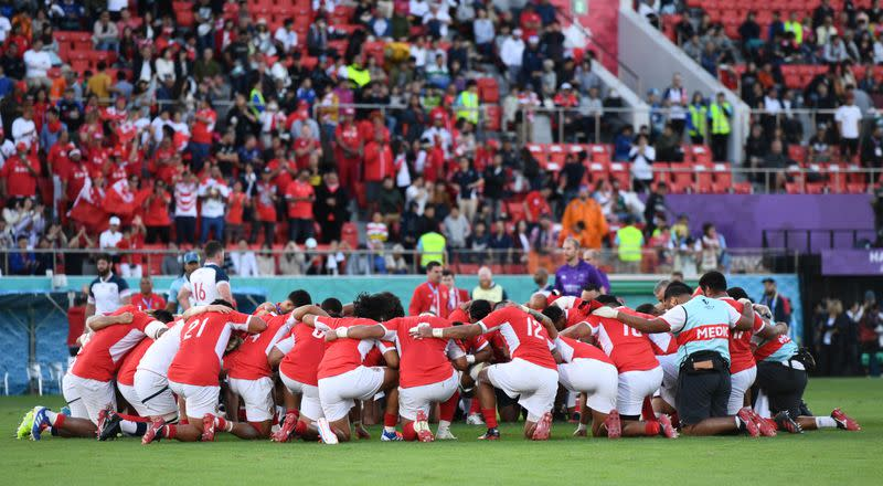 Lift for Tonga after new agreement reinstates World Rugby funding
