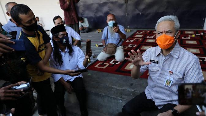 Ganjar Pranowo Usul Debat Calon Pilkada Dilakukan Online