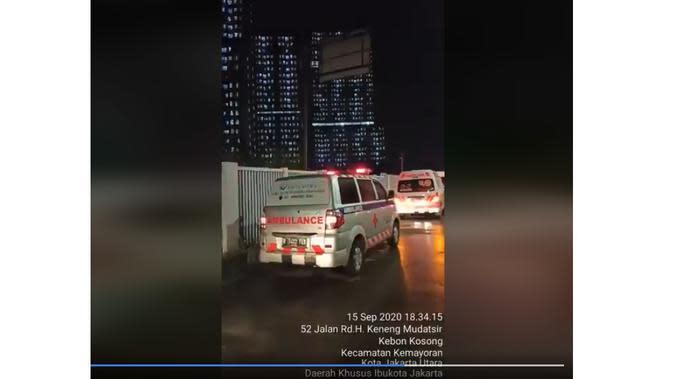 Berikut sejumlah fakta tentang antrean ambulans yang akan masuk ke Rumah Sakit Darurat COVID-19 Wisma Atlet Kemayoran