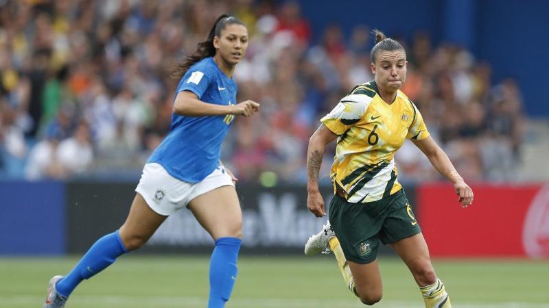 FRANCE SOCCER FIFA WOMEN'S WORLD CUP
