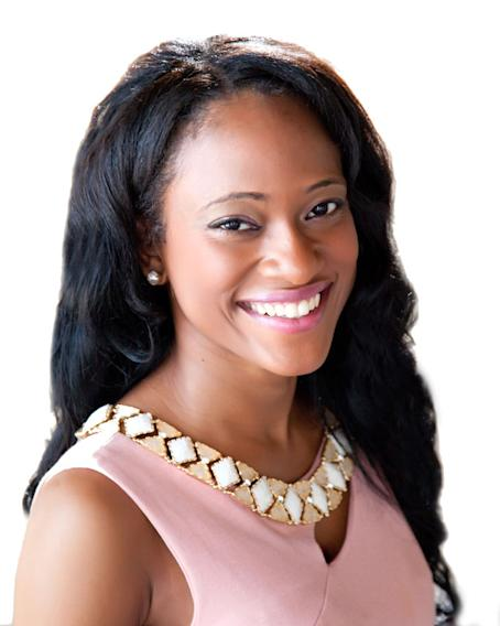 Miss Virgin Islands - Aniska Tonge