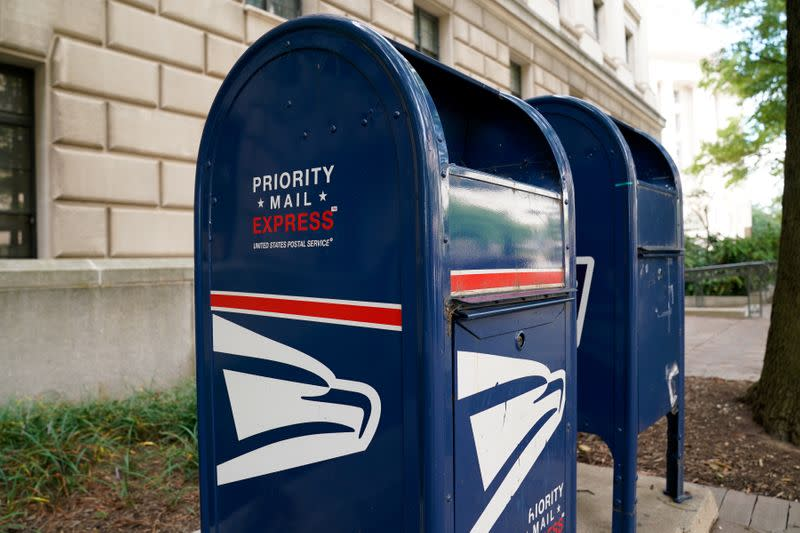 Federal judge issues stay in Trump challenge of mail balloting in Pennsylvania