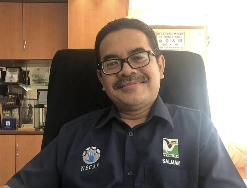 State director Salman Saaban said the department initiated an internal probe after the issue was raised by Johor Ruler Sultan Ibrahim Sultan Iskandar. — Picture by Ben Tan