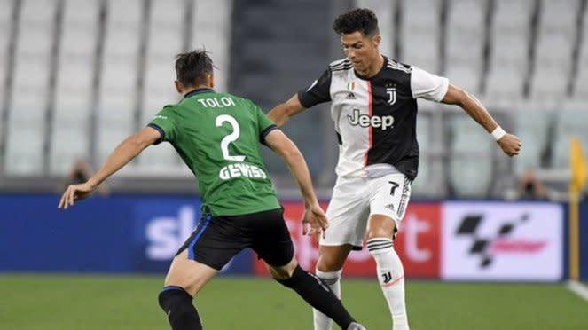 Pertandingan Juventus vs Atalanta